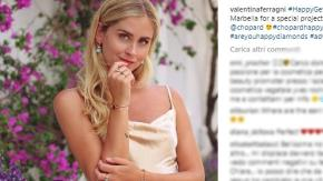 """Valeria Ferragni contro il body shaming: """"Mi piaccio così come sono"""""""
