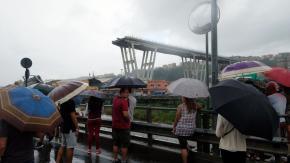 Genova, 10 bufale sul crollo del ponte Morandi