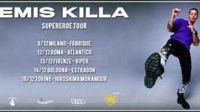 Emis Killa: annunciate le date del Tour Club