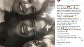 Nadia Toffa: uno scatto dolcissimo con le sorelle su Instagram