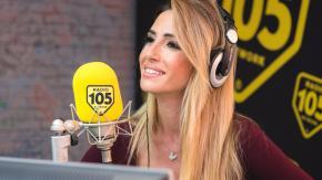 Giorgia Rossi a 105 Mi Casa: le foto dell'intervista