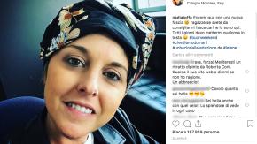 """Nadia Toffa: """"Non sono guarita, ma io non mollo"""""""