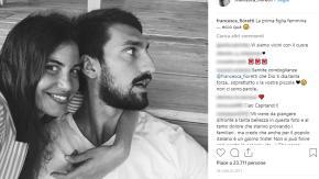 Francesca Fioretti torna sui social a 7 mesi dalla morte di Astori e lo fa in modo struggente