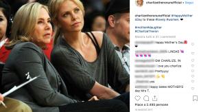 """Charlize Theron: """"Ho una madre incredibile, senza di lei non so che tipo di donna sarei"""""""