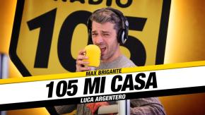105 MI CASA LUCA ARGENTERO 05-11-2018