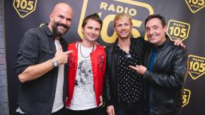 Guarda le foto dell'intervista dei Muse a 105 Friends