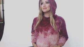 Hilary Duff ha bevuto un frullato di placenta dopo il parto