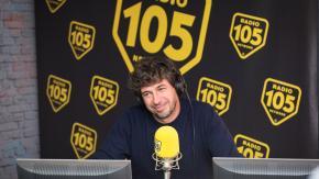 Demetrio Albertini, guarda le foto dell'intervista a 105 Mi Casa