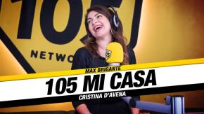 105 MI CASA CRISTINA D'AVENA 22-11-2018