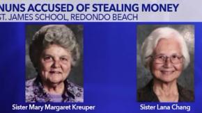 Due suore rubano mezzo milione di dollari alla scuola per giocare al casinò di Las Vegas