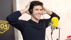 Roberto Bolle, le foto dell'intervista a 105 Friends