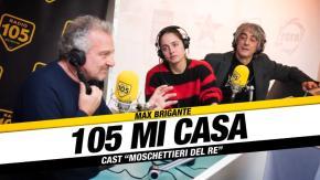 105 MI CASA CAST I MOSCHETTIERI DEL RE 20-12-2018
