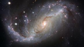 Grande Nube di Magellano in collisione con la nostra Galassia