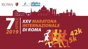 Radio 105 è la Radio ufficiale della Maratona di Roma