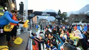 EA Sportour Winter Edition, le foto della tappa di Bormio