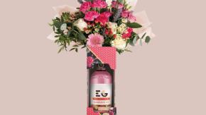A San Valentino regala un mazzo di fiori… con gin