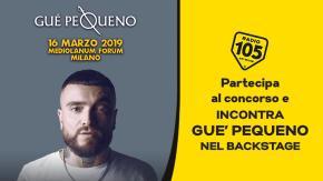 Partecipa al concorso e prova ad incontrare Gué Pequeno al Forum!