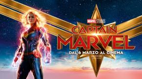 Speciale Captain Marvel
