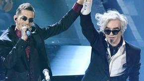 """Morgan difende Achille Lauro: """"Anche Battisti cantava di droga"""""""