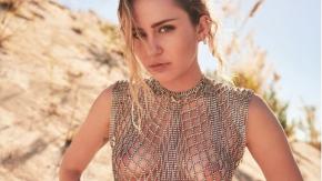 Miley Cyrus super sexy: ecco la foto senza veli