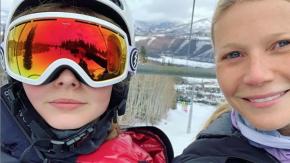 """Gwyneth Paltrow, la figlia la bacchetta: """"Basta pubblicate foto senza il mio consenso"""""""