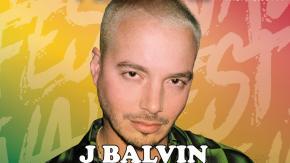 J Balvin al Mamacita Festival il 14 giugno all'Ippodromo Snai San Siro di Milano