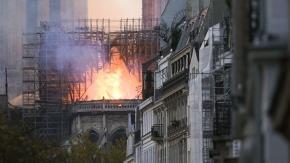 """Notre-Dame: """"nessuno conosceva il codice per salvare le reliquie, ecco come abbiamo fatto"""""""