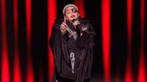 Eurovision: Madonna criticata per un video con le stonature ritoccate