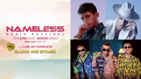 Nameless Music Festival: ecco il calendario della settima edizione