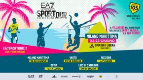 EA7 Emporio Armani Sportour: Summer Edition a partire dal 22 giugno