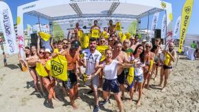EA7 Emporio Armani Sportour: la tappa Summer Tour di Milano Marittima