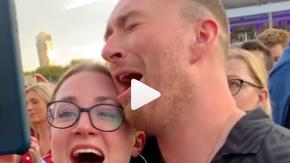 La reazione di Sam Smith nel vedere Celine Dion dal vivo è commovente