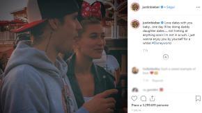 Justin Bieber sogna di diventare papà e portare la sua bimba a Disneyland