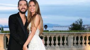 Tokio Hotel, il chitarrista Tom Kaulitz ha sposato la modella Heidi Klum