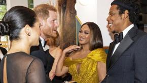 """Beyoncé ai neogenitori Harry e Meghan: """"Trovate tempo per voi stessi"""""""
