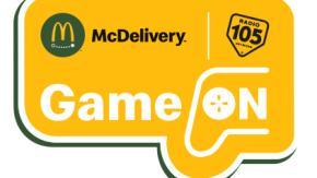 Partecipa al concorso Game On con Radio 105!