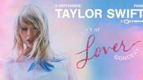 Taylor Swift in concerto esclusivo a Parigi: Radio 105 ci sarà