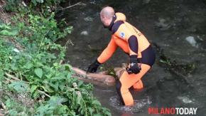 """""""C'è il cadavere di una donna nel fiume"""", ma era una bambola"""