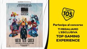 Partecipa al concorso e prova vincere la nostra Top Gaming Experience alla Milan Games Week 2019!