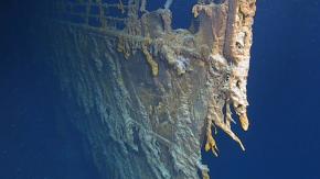 Titanic, le nuove immagini rivelano che il relitto si sta disintegrando