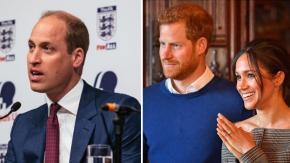 Tensione tra i principi William ed Harry: è colpa di Meghan?