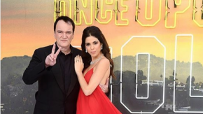 Quentin Tarantino diventerà papà per la prima volta