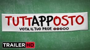 Tuttapposto: al cinema dal 3 ottobre il film dove gli studenti valutano i professori