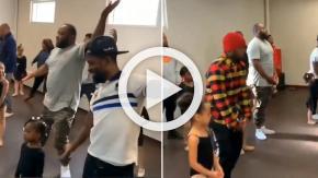 Padri e figlie a danza insieme per combattere gli stereotipi: il video è virale