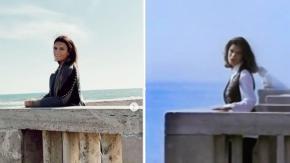 """Laura Pausini: la foto sul pontile de """"La solitudine"""" fa il pieno di like"""