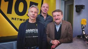 L'anteprima di Aldo, Giovanni e Giacomo a 105 Friends!