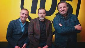 L'anteprima di Massimo Ghini, Fausto Brizzi e Christian De Sica a 105 Mi Casa