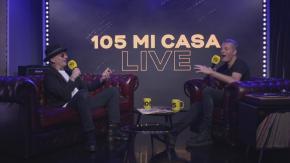 J-Ax a 105 Mi Casa Live con Max Brigante: ecco il video recap del primo appuntamento