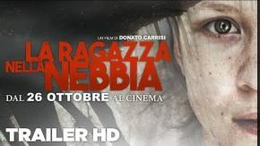 """Dall'omonimo best seller internazionale arriva nelle sale """"La Ragazza Nella Nebbia"""" un film di Donato Carrisi"""