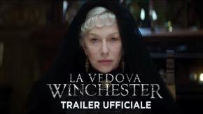 """""""La Vedova Winchester"""" un thriller sovrannaturale ambientato nella casa più infestata del mondo, tratto da una storia vera!"""